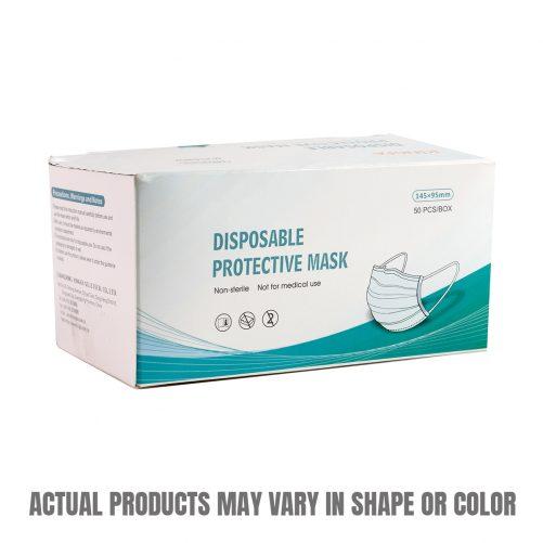 3 Ply Pediatric Masks 50 pk